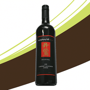 "SYMPHONY HILL WINES ""DANYING"" CABERNET SAUVIGNON"