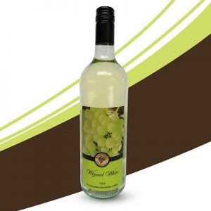 Cedar Creek Estate winery wizard white wine