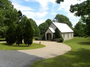 Winery Weddings - Sandstone Chapel