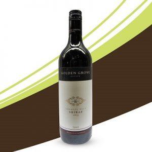 mt tamborine winery golden grove shiraz