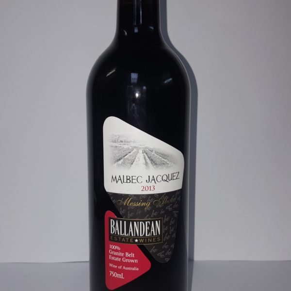 Ballandean Malbec Jacquez 2013