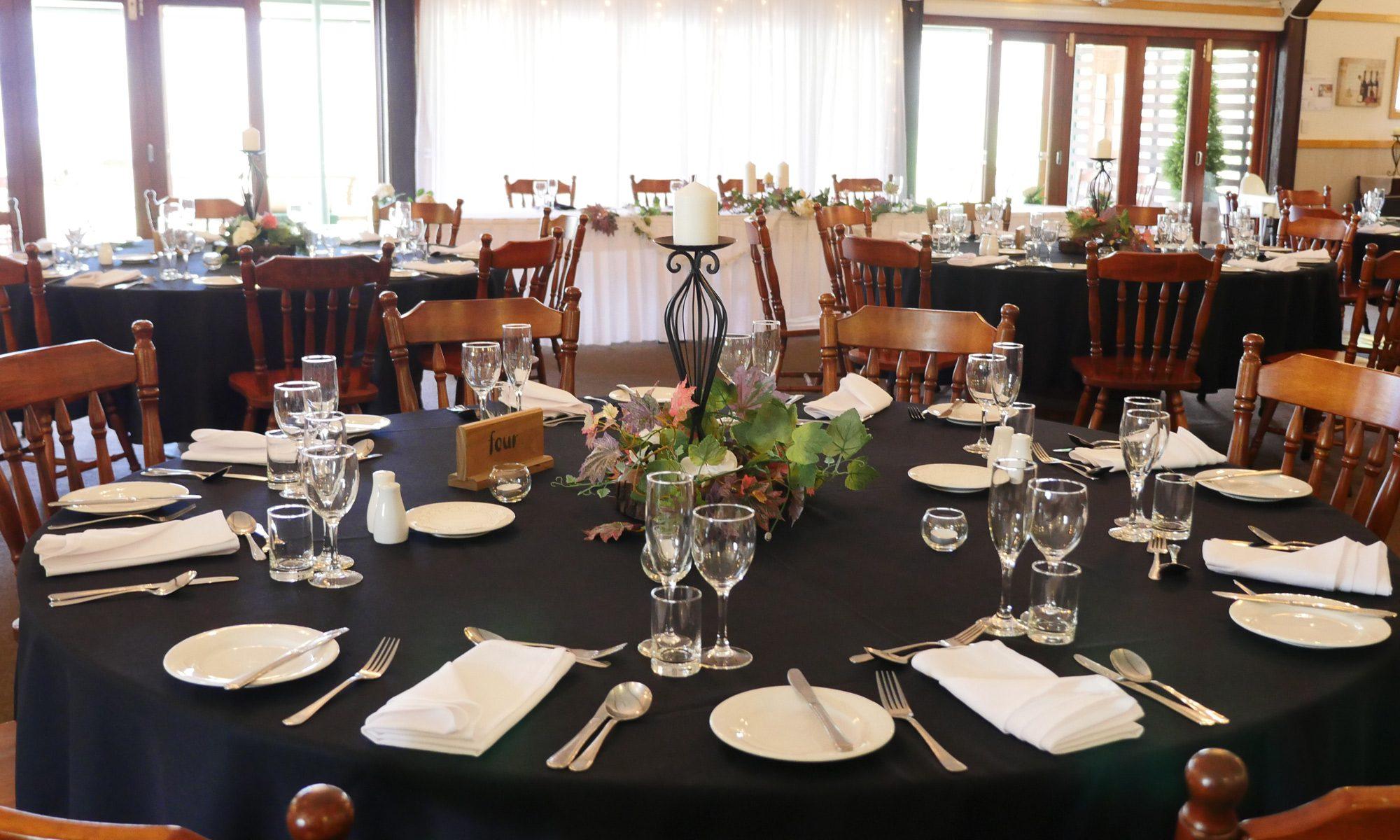 Cedar Room Reception Venue